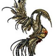 The Phoenix Print by Cara Bevan