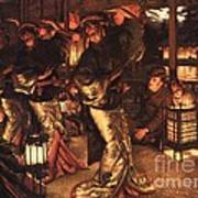 The Prodigal Son In Foreign Climes Print by Pg Reproductions