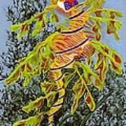 The Sea Hatter Print by KJ Swan