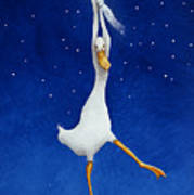 The Starcatcher... Print by Will Bullas