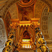 The Tombs At Les Invalides - Paris France - 011324 Print by DC Photographer