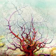 The Tree That Want Print by Bjorn Eek