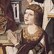 The Virgin Of The Catholic Monarchs Print by Everett