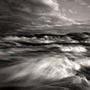 The Wind And The Sea Print by Bob Orsillo