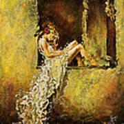 The Window Print by Karina Llergo
