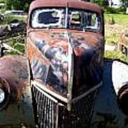 This Old Truck Print by Gary Perron