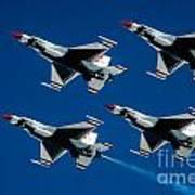 Thunderbirds Print by Larry Miller