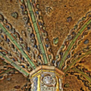 Tile Work Print by Susan Candelario