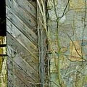 Tn Door 1 Print by Jeffrey J Nagy