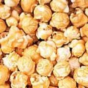 Toffee Popcorn Print by Jane Rix