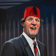 Tommy Cooper Print by Paul Meijering