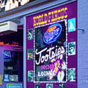 Tootsies Nashville Print by Brian Jannsen