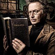 True Evil - Science Fiction - Horror Print by Gary Heller