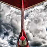 Tupolev Tu-154  Print by Stelios Kleanthous