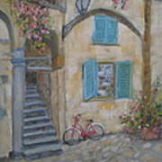 Tuscan Delight Print by Mohamed Hirji