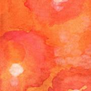 Tuscan Roses Print by Linda Woods