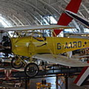 Udvar-hazy Center - Smithsonian National Air And Space Museum Annex - 1212107 Print by DC Photographer