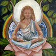 Universal Goddess Print by Samantha Geernaert