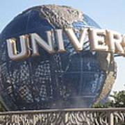 Universal Orlando Resort - 12125 Print by DC Photographer