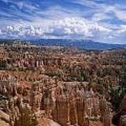 Usa, Utah, Bryce Canyon National Park Print by Tips Images