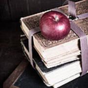 Vintage Back To School Print by Edward Fielding