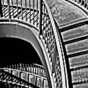 Visions Of Escher Print by Steven Milner