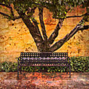 Waiting For You Print by Debra and Dave Vanderlaan