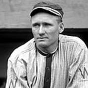 Walter Johnson Close Up Print by Retro Images Archive