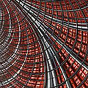 Warp Core Print by John Edwards