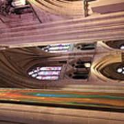 Washington National Cathedral - Washington Dc - 011382 Print by DC Photographer