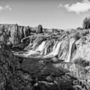 Waterfall Print by Emirali  KOKAL