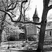 Wellesley College Houghton Chapel Print by University Icons