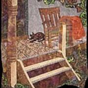 What A Time It Was Print by Carol Bridges