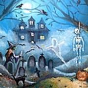 When October Comes Print by Shana Rowe Jackson