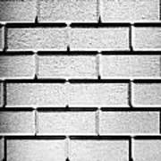 White Wall Print by Semmick Photo