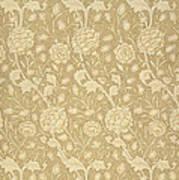 Wild Tulip Wallpaper Design Print by William Morris
