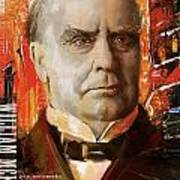 William Mckinley Print by Corporate Art Task Force