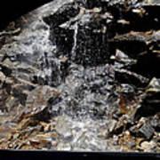 Window Waterfall Print by Dan Sproul