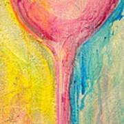 Winercolor Print by Debi Starr