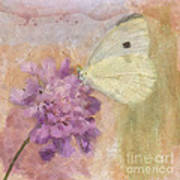 Wings Of Beauty Print by Betty LaRue