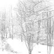 Winter Of '14 Print by Larry Bishop