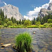 Yosemite Print by Jerome Obille