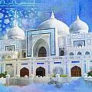 Zulfiqar Ali Bhutto Print by Catf