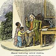 Anthony Benezet (1713-1784) Print by Granger