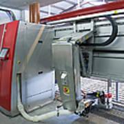 Automatic Milking Machine Print by Jaak Nilson