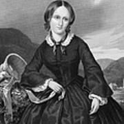 Charlotte BrontË Print by Granger