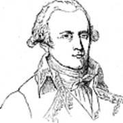 Chevalier De Lamarck Print by Granger