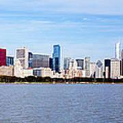 Chicago Panorama Print by Paul Velgos