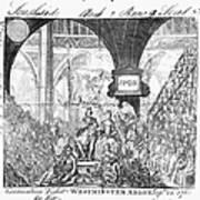George IIi: Coronation, 1761 Print by Granger