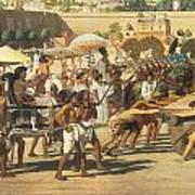 Israel In Egypt Print by Sir Edward John Poynter
